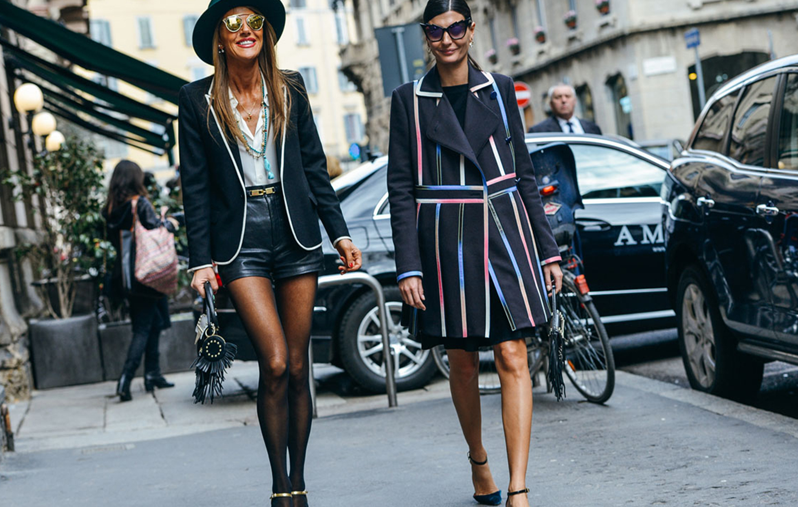 Street Style At Paris Fashion Week Fall Winter 2015