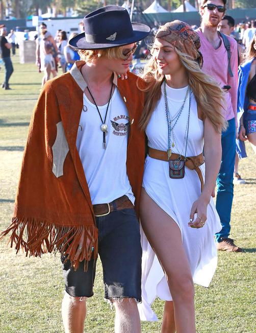 Cody Simpson Gig iHadid
